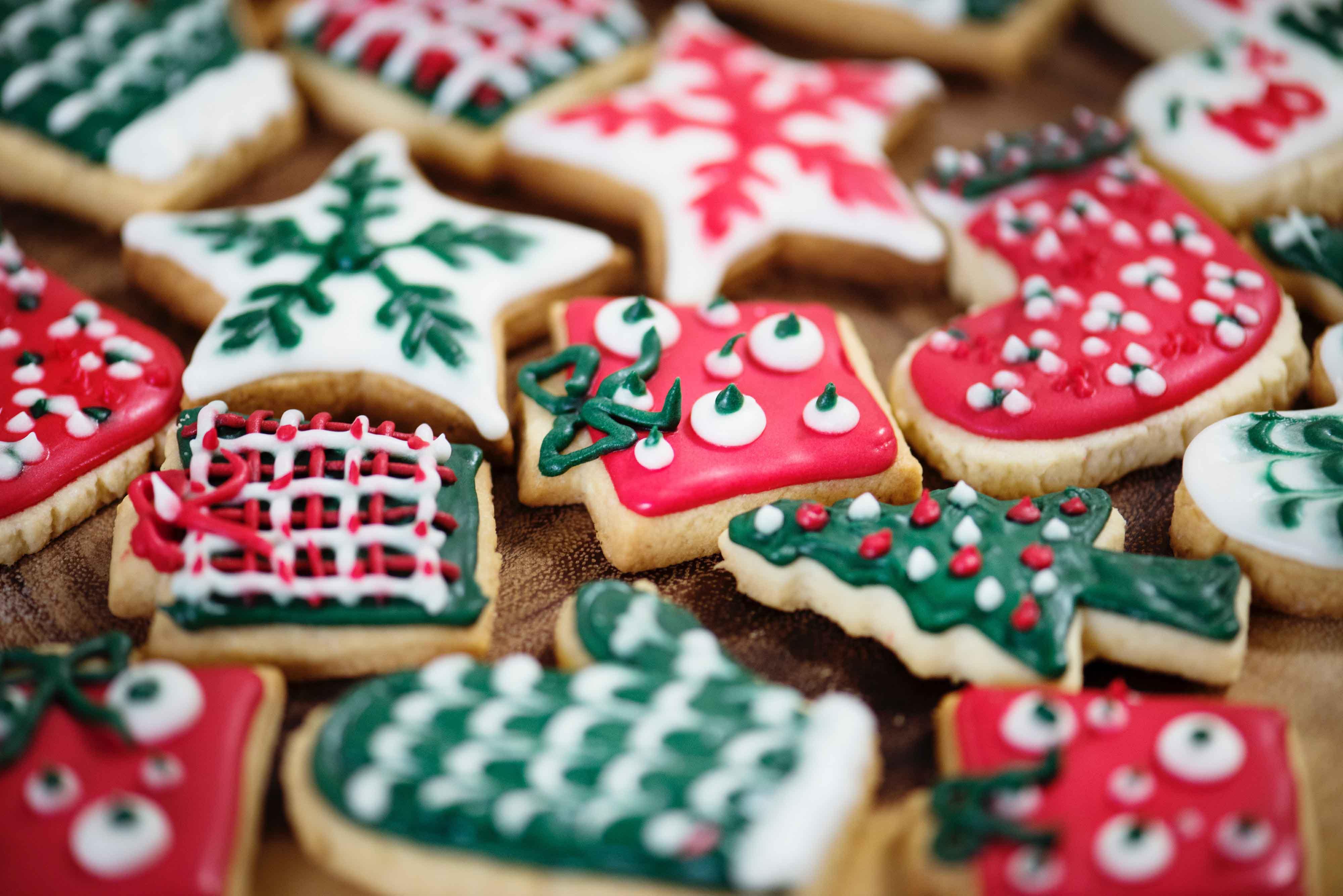 Recipe Christmas Cookies Harrisburg Magazine